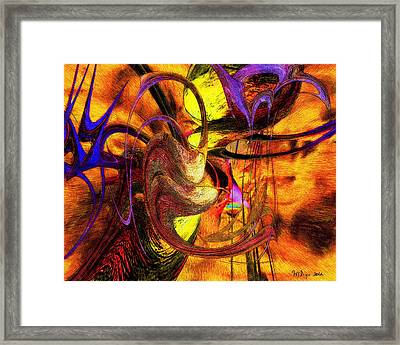 Free Your Mind Framed Print