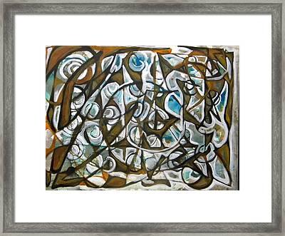 Freedom 013 Framed Print by Omar Sangiovanni