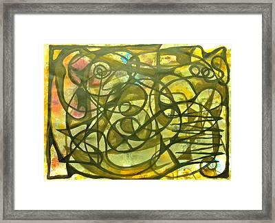 Freedom 018 Framed Print by Omar Sangiovanni