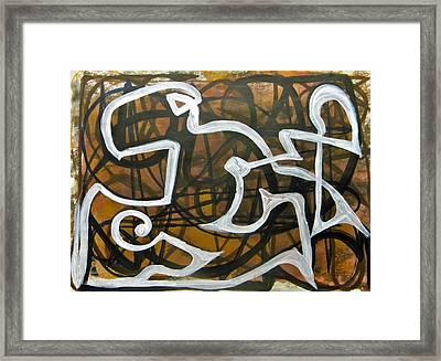 Freedom 019 Framed Print by Omar Sangiovanni