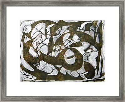 Freedom 20 Framed Print by Omar Sangiovanni