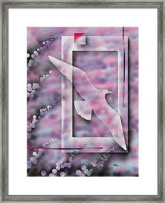 Freedom Framed Print by Hakon Soreide