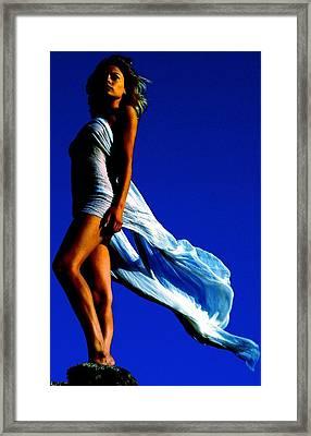 Freedom Framed Print by Stephen Chard
