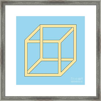 Freemish Crate  Framed Print by SPL and Photo Researchers