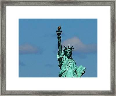 French Gift Framed Print by Eric Tressler