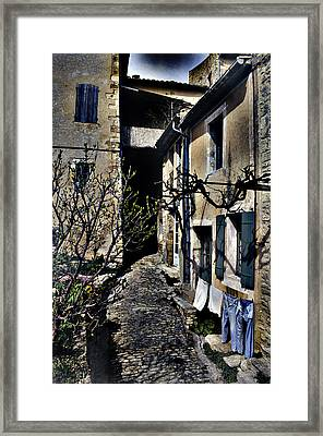 French Laundry Framed Print by Rob Outwater