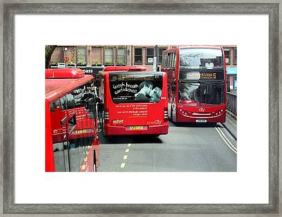 Framed Print featuring the photograph Fresh Breath by Rdr Creative