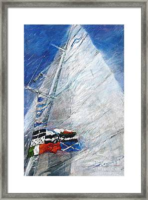 Fresh Breeze Framed Print by Yuriy  Shevchuk