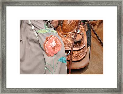Fresh Off The Farm Framed Print by Jan Amiss Photography