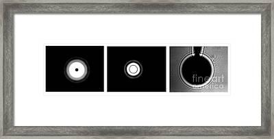 Fresnel Diffraction Framed Print