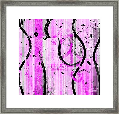 Friendship 2012 Framed Print by Fania Simon