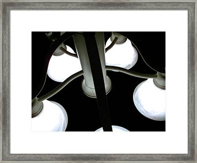 From Above Framed Print by Jeremy Martinson