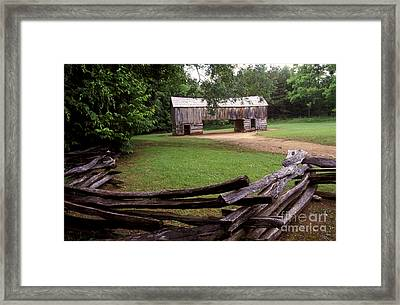 From Days Gone By Framed Print by Paul W Faust -  Impressions of Light