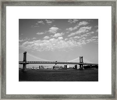 From East To West Framed Print by Jim McDonald Photography