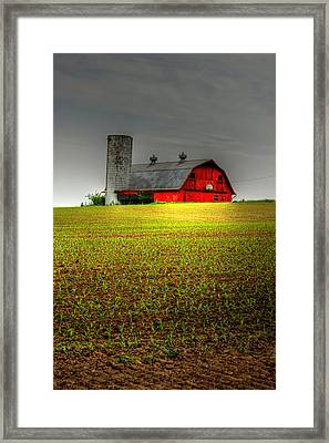 From Here Framed Print by Off The Beaten Path Photography - Andrew Alexander