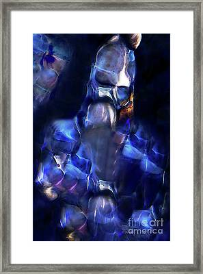 From One Battle To Another Framed Print by Terril Heilman