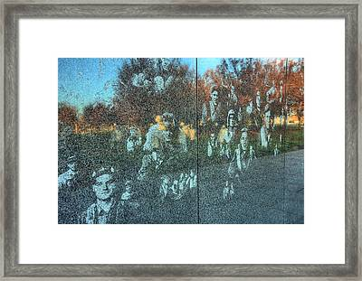 From Our Past Framed Print by JC Findley