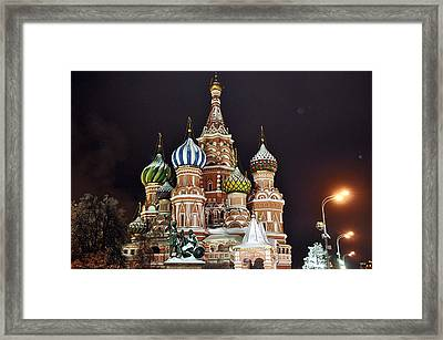 From Russia With Love Framed Print by Kevin Askew