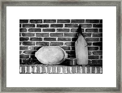 Framed Print featuring the photograph From The Past by Michelle Joseph-Long