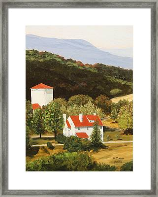 Front Royal Vista Framed Print