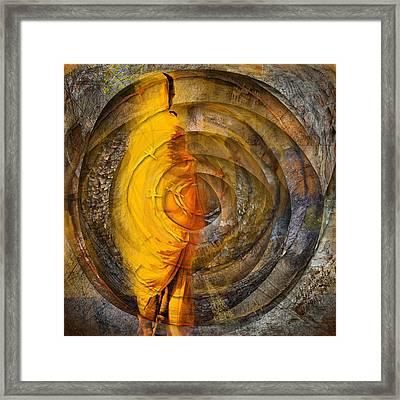 Frontiers #2 Framed Print by Alfredo Gonzalez