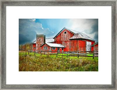Framed Print featuring the photograph Frosted by Mary Timman