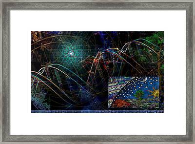 Fulcrum Framed Print by Kenneth Armand Johnson