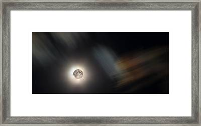 Full Moon II Framed Print by Jeff Galbraith