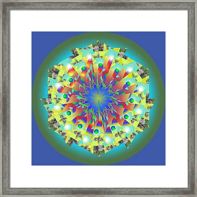 Fun Days Framed Print by Linda Pope