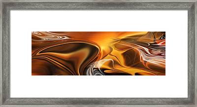 Furrier Framed Print by Steve Sperry