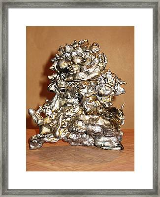 Fusion Framed Print by Patricia Bertisch