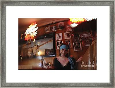 Framed Print featuring the photograph Future Fame by Sherry Davis