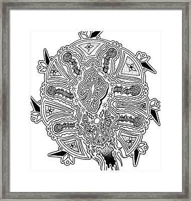 Galaxy Framed Print