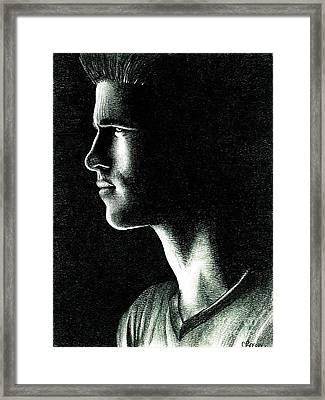 Gale Hawthorne Framed Print