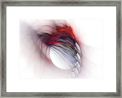 Gale Framed Print by Kirila Djelepova
