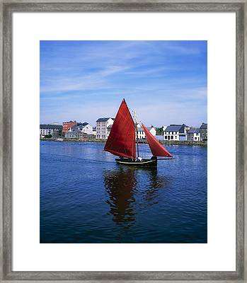 Galway, Co Galway, Ireland Galway Framed Print by The Irish Image Collection