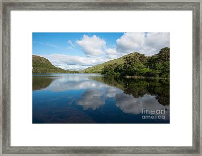 Galway Reflections Framed Print by Andrew  Michael