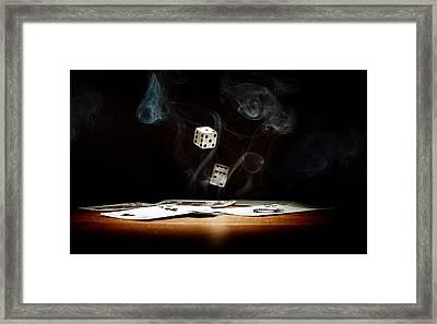 Gameplay Framed Print