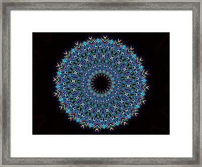 Ganika Framed Print by Danny Lally