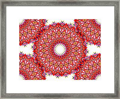 Ganika No.1 Framed Print by Danny Lally