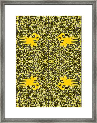 Gates To Heaven Framed Print