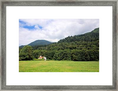 Framed Print featuring the photograph Gathering Place by Michelle Joseph-Long