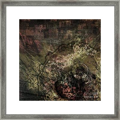 Geared-up Framed Print by Monroe Snook