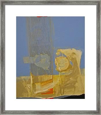 Geetar Framed Print by Cliff Spohn