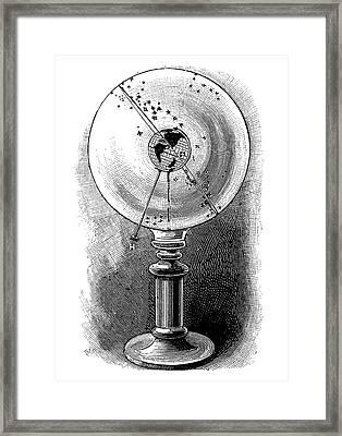 Geodoscope, 19th Century Framed Print by