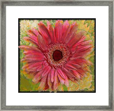 Gerber Photoart Framed Print