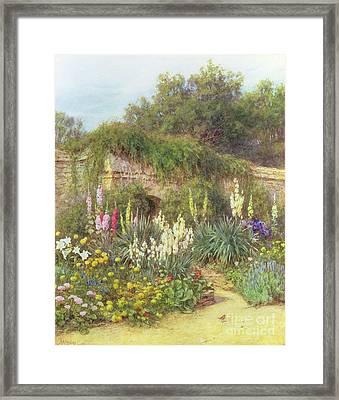 Gertrude Jekyll's Garden Framed Print