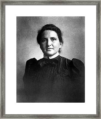 Gertrude Stein When This You See Framed Print