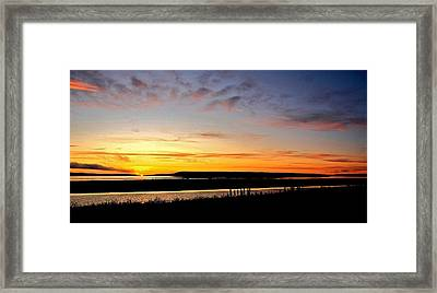 Framed Print featuring the photograph Get-up by Scott Holmes