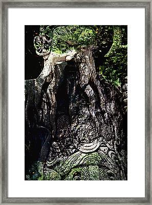 Ghillie Dhu Framed Print by Nafets Nuarb